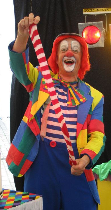 clown regio flevoland almere esl eslevents tel 040 2543842