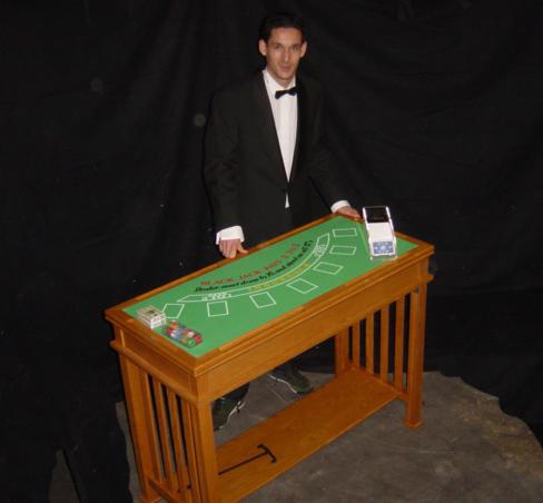 Blackjack minimum