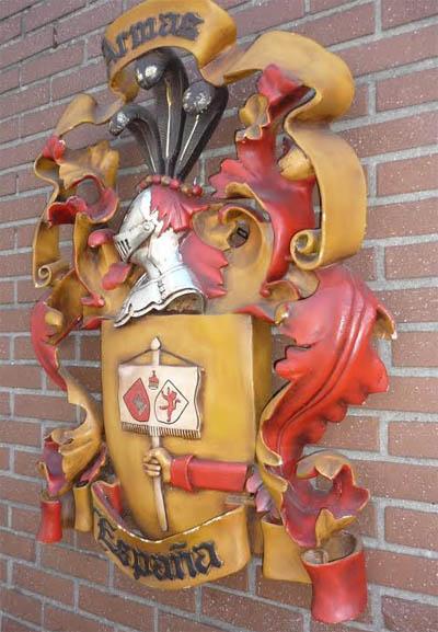index of   decor  decoratiemiddelen  middeleeuws  wapen