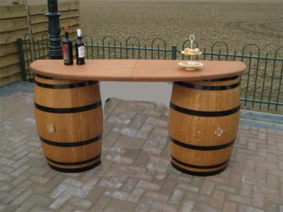 Wijnvaten prijs
